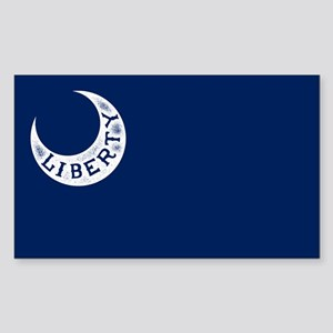 Fort Moultrie Flag Sticker