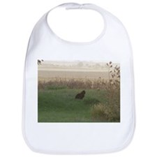 Farm Cat at Dusk Bib