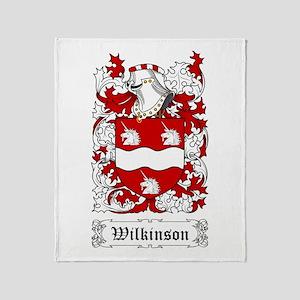 Wilkinson Throw Blanket