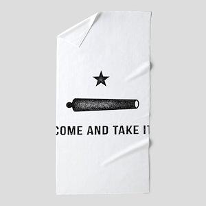 Gonzales Flag Beach Towel