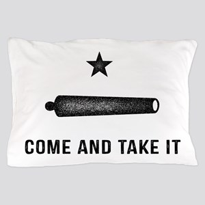 Gonzales Flag Pillow Case