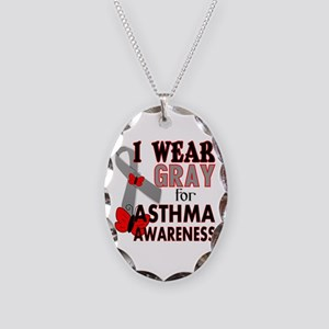 Asthma Awareness Necklace