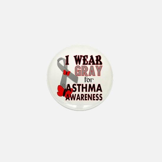 Asthma Awareness Mini Button