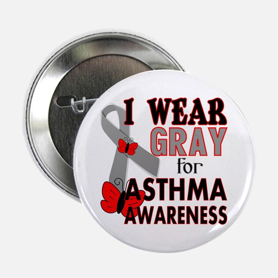 "Asthma Awareness 2.25"" Button"