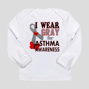 Asthma Awareness Long Sleeve T-Shirt