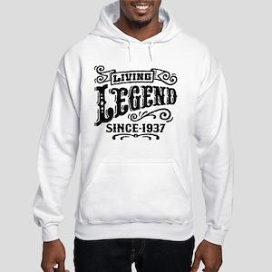 Living Legend Since 1937 Hooded Sweatshirt