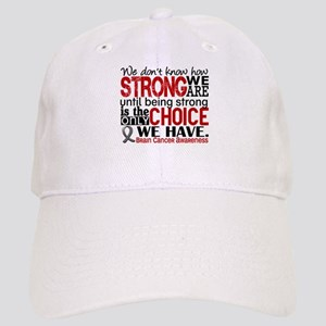 Brain Cancer How Strong We Are Cap