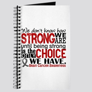 Brain Cancer How Strong We Are Journal