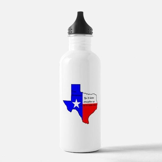 Outta Here Water Bottle
