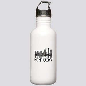 Louisville Kentucky Skyline Water Bottle