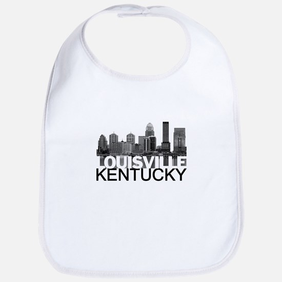 Louisville Kentucky Skyline Bib