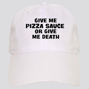 Give me Pizza Sauce Cap