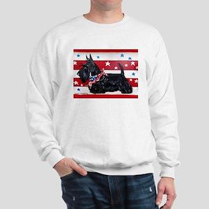 American Scottie Sweatshirt