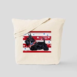 American Scottie Tote Bag