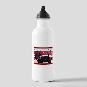 American Scottie Water Bottle