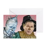 Cheney/Bush Oz Parody Cards (Pk of 10)