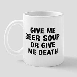 Give me Beer Soup Mug
