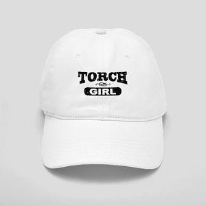 Torch Girl Baseball Cap