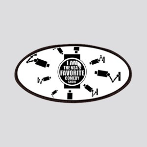 NSA Comedy Show Patches
