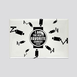 NSA Comedy Show Magnets