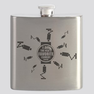NSA Comedy Show Flask