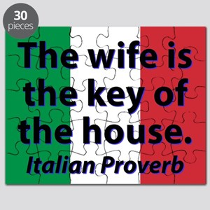 The Wife Is The Key Puzzle