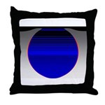 Small hours Throw Pillow