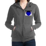 Small hours Women's Zip Hoodie