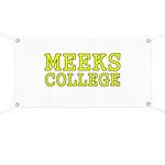 MeeksCollege Banner