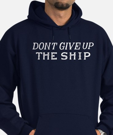 Commodore Perry Flag Hoodie