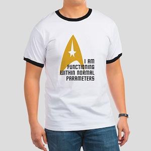 Star Trek - Normal Parameters Ringer T