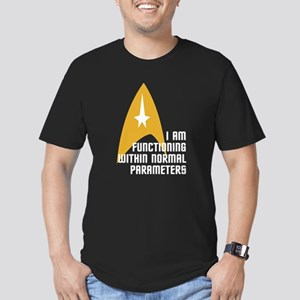 Star Trek - Normal Par Men's Fitted T-Shirt (dark)