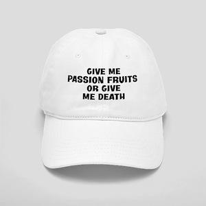 Give me Passion Fruits Cap