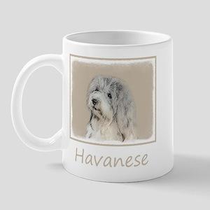 Havanese (Gold Sable) 11 oz Ceramic Mug