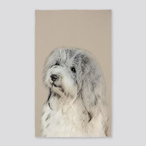 Havanese (Gold Sable) Area Rug