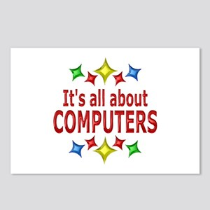 Shiny About Computers Postcards (Package of 8)