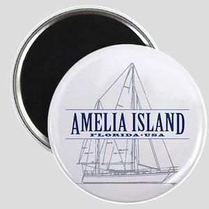 Amelia Island - Magnet