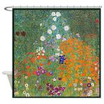Klimt Shower Curtain 3