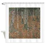 Klimt Shower Curtain 6