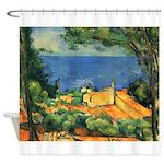 Cezanne Shower Curtain