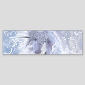 A Dream Of Unicorn Bumper Sticker