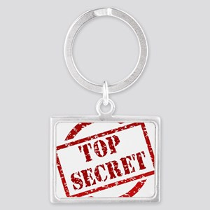 Top secret Keychains