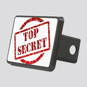 Top secret Rectangular Hitch Cover