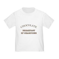 Breakfast Champions Chocolate T