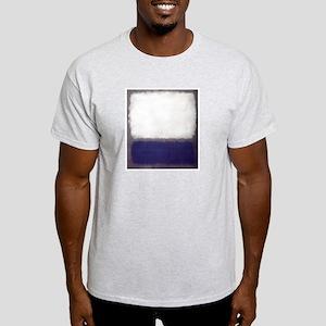 ROTHKO_PURPLE WHITE Light T-Shirt