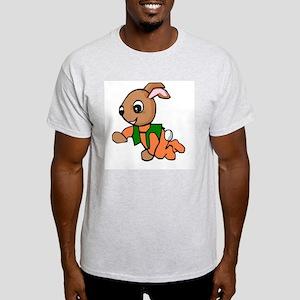 Cartoon Bunny  Light T-Shirt
