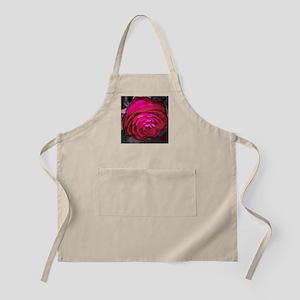 Rosy Camellia Apron