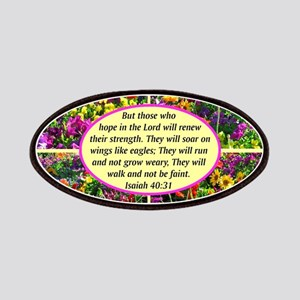 ISAIAH 40:31 Patches