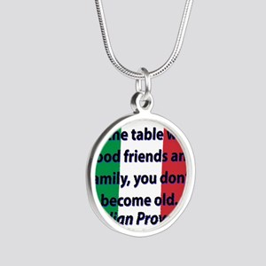 At The Table With Good Friends Necklaces