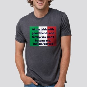 At The Table With Good Friends T-Shirt